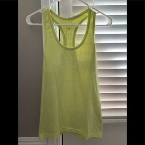 lululemon athletica Tops - ~ Lululemon Sea-wheeze Swiftly Tank Size 6 ~